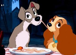 Film Animasi Disney Lady and the Tramp Dibuat Versi Live-Action