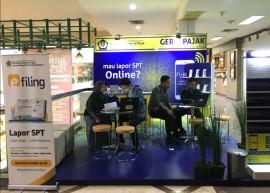 Beri Kemudahan, Kanwil DJP Jateng I Buka Gerai Pajak di Mal