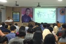 Mahasiswa Diminta Tangkal Penyebaran Berita Hoaks
