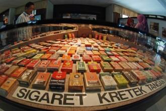 Ada Upaya Menggusur Industri Rokok Nasional
