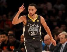 Golden State Warriors Dapat Kabar Gembira dari Stephen Curry