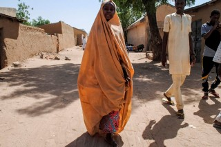 Boko Haram Bebaskan 104 Siswi Nigeria