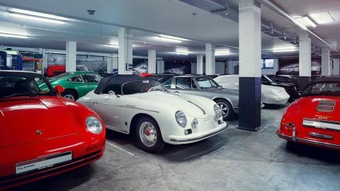 Porsche Center Jakarta Layani Servis Mobil Klasik