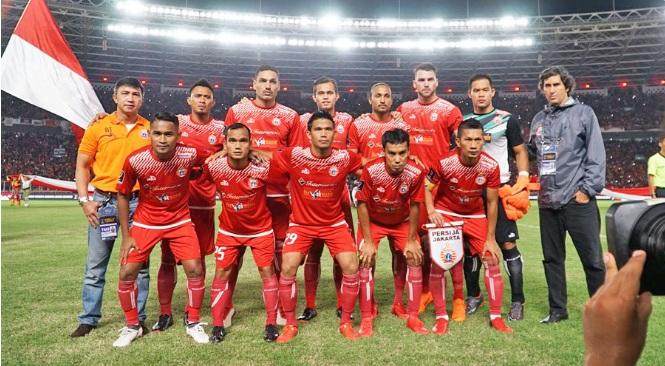 Profil Klub Liga 1 Persija Jakarta