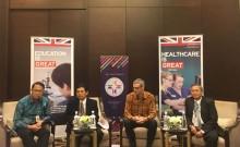 Indonesia Serap Ilmu Pendidikan Kesehatan dari Inggris