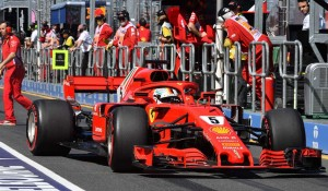 Profil Tim F1 2018: Ferrari