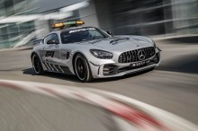 Mercedes-AMG GT R jadi Safety Car F1 Paling Bertenaga