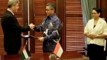 Indonesia Pinjamkan Gedung untuk Kedubes Palestina