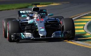 Lagi, Hamilton Pimpin Latihan Bebas Kedua GP Australia