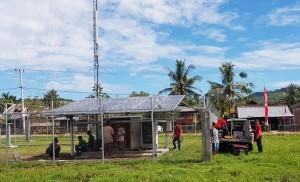 Telkomsel Garap 568 BTS di Wilayah Terisolir