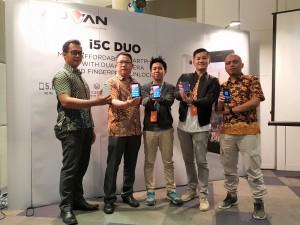 Advan i5C Duo, Ponsel Rp1 Juta Punya Dua Kamera Belakang