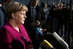 Izinkan Imigran Masuk, Kanselir Jerman Diprotes Warga
