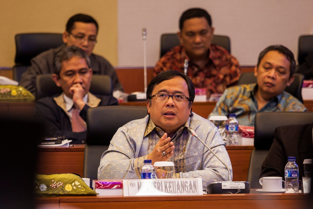 Kepala Bappenas Bambang Brodjonegoro. (Foto: ANTARA/Sigid Kurniawan)