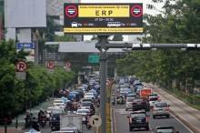 Perbatasan Ibu Kota akan Dikelilingi ERP