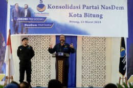 NasDem Persilakan Parpol Lain Ajukan Cawapres Jokowi