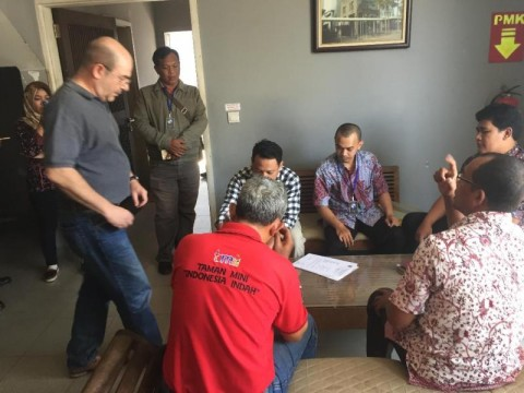 Lima WNA di Tegal Ditangkap Imigrasi Pemalang