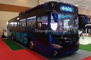 MAB Serius Kembangkan Bus Listrik
