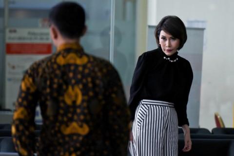 Mantan Istri Bos PT MRA Dicecar 10 Pertanyaan oleh Penyidik
