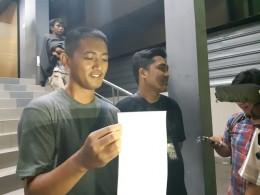 Wartawan Polisikan Petugas Keamanan Hotel Alexis