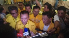 Rakernas Ditutup, Golkar tak Deklarasi Cawapres Jokowi