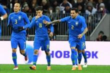 Brasil Menang Telak atas Tuan Rumah Piala Dunia