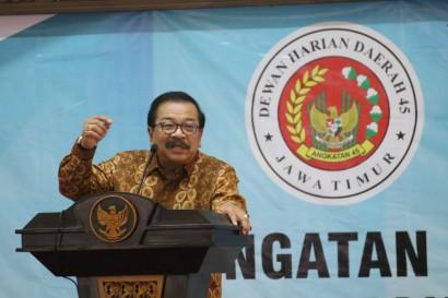 Soekarwo Khawatir Psikologis Pejabat Malang Terganggu