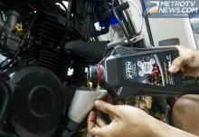 Begini Efek jika Oli Motor Matik dan Manual Ditukar