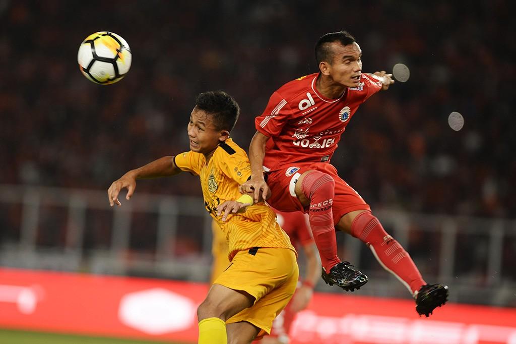 Bhayangkara FC Vs Persija Imbang Tanpa Gol