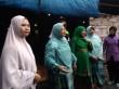 Khofifah 'Angkat Topi' dengan Pemilik Produksi Bumbu Sidoarjo
