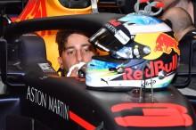 Daniel Ricciardo Kesal dengan Keputusan Penalti pada FP2