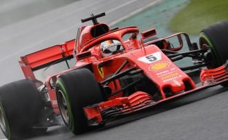 Ferrari Dominasi Latihan Bebas Ketiga GP Australia