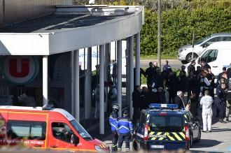 Tiga Orang Tewas dalam Insiden Penyanderaan di Supermarket Prancis