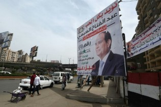 Pilpres Mesir, Sisi Hampir Dipastikan Terpilih Kembali