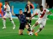 Kroasia Ditundukkan 10 Pemain Peru