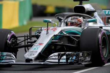 Lewis Hamilton Start Terdepan di F1GP Australia