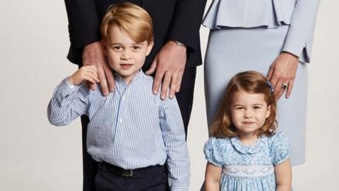 Kate Middleton Suka Ajak Pangeran George dan Putri Charlotte Membuat Piza