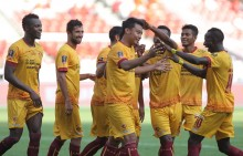 Sriwijaya Hadapi Borneo Tanpa Tiga Pemain Utama