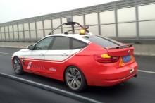 Baidu Dapat Izin Uji Mobil Otonom di Jalan Beijing