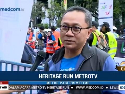 Ketua MPR: Metro TV Jadi Pelopor Penyelenggara Olahraga di Kawasan Sejarah