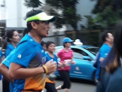 Sandi: Heritage Run Nyalakan Semangat Asian Games