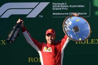 Vettel Juara GP F1 Australia