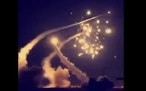 Arab Saudi Diserang 7 Rudal Balistik Houthi