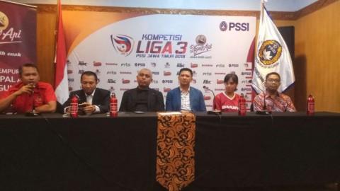 Liga 3 2018: Regional Jawa Timur Diikuti 49 Klub