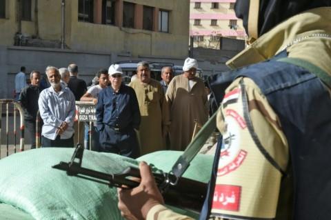 Mesir Mulai Pemilihan Presiden