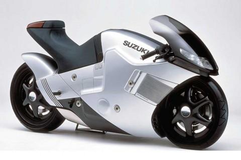 Suzuki Nuda Concept, Tercanggih di Zamannya