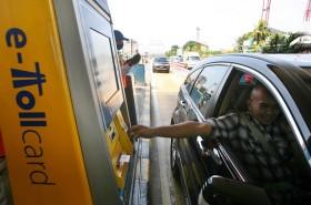 Tol Bali Siapkan <i>Drive-thru</i> Uang Elektronik