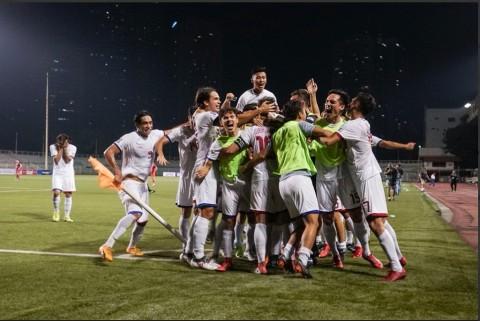 Ukir Sejarah, Filipina Lolos ke Piala Asia untuk Pertama Kali