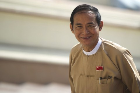 Win Myint Terpilih sebagai Presiden Baru Myanmar