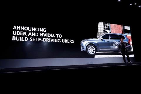 NVIDIA Setop Sementara Uji Mobil Otonom