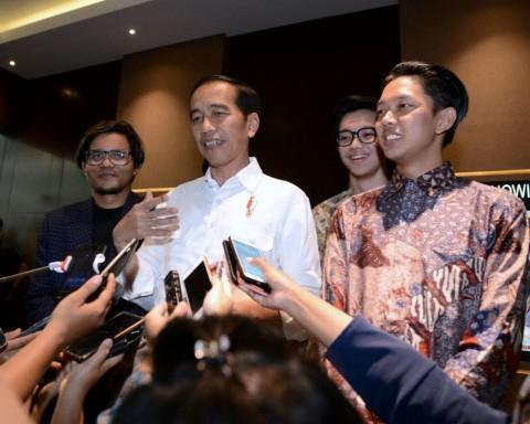 Jokowi: Indonesia Kurang Kru Film